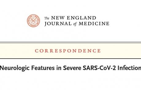 Les travaux de l'équipe du Pr Meziani (UMR1260) publiés dans le 'New England Journal of Medicine' !